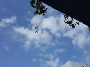整個台東市是都是志航基地的飛行場