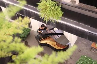 路得行旅 X【52赫茲的獨白練習曲】在雨中浪漫落幕